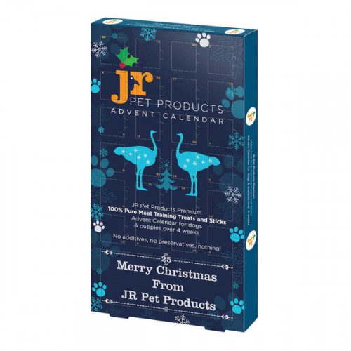 JR Pet Products Ostrich Advent Calendar for Dogs